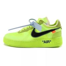 Tênis Nike Off-white Volt