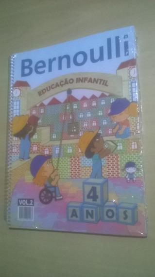 Bernoulli Educação Infantil Vol 2 4 Anos - Novo No Lacre