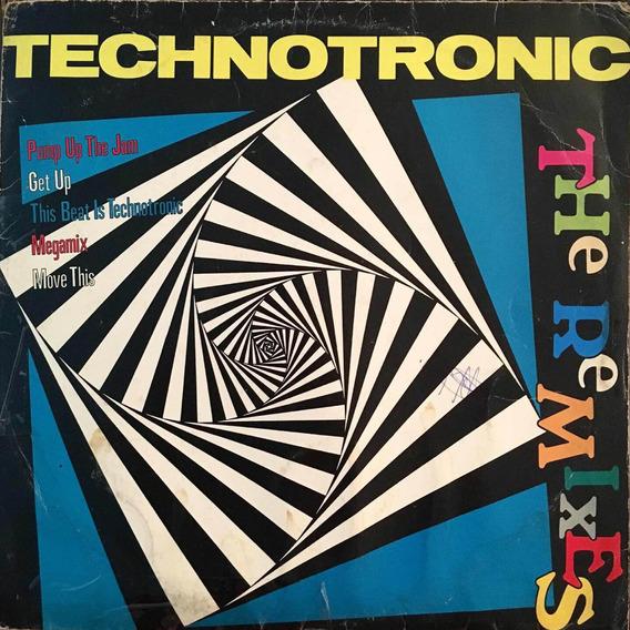Lp Technotronic The Remixes