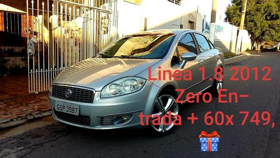 Linea Essence Zero Entrada + 749,