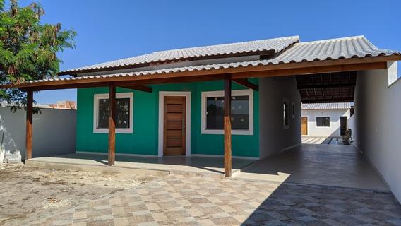 Casa Itaipuaçu, 3 Quartos, Piscina E Churrasqueira. 598
