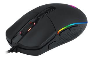 Mouse Gamer Redragon Invader M719 Rgb 10000dpi 7 Botones