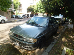 Ford Orion Glx Sedan - Gnc/nafta