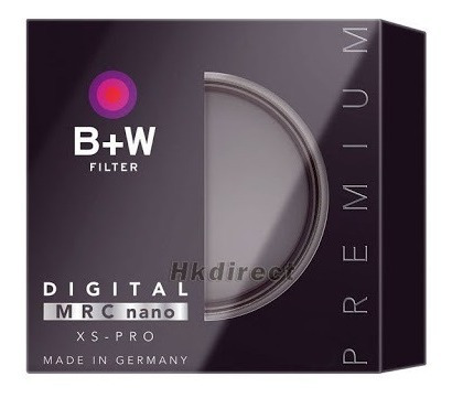 Filtro B+w 86mm Uv Nano Coating Mrc Xs Protetor P/ Sigma Art