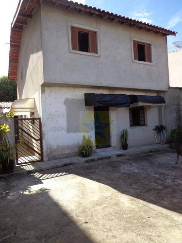 Casa Residencial À Venda, Alvinópolis, Atibaia - Ca1331. - Ca1331