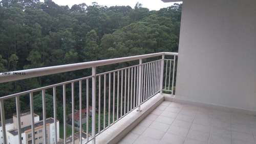 Imagem 1 de 15 de Apartamento Para Locação Em São Paulo, Vila Andrade, 2 Dormitórios, 1 Suíte, 3 Banheiros, 2 Vagas - Zzalalm37_1-1809862