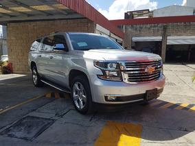 Chevrolet Suburban 5.3 Ltz 4x4 Ta 2016 Plata