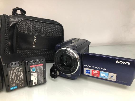 Câmera Sony Handycam Dcr-sr68