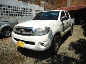 Toyota Hilux 4x4 Doble Cabina Diesel 2.5