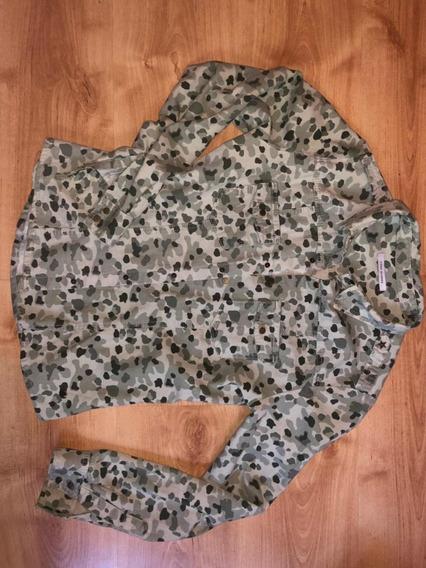 Camisa Militar Como Quieres Que Te Quiera