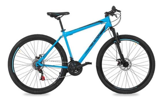 Bicicleta Free Action Aro 29 Flexus 2.0 21v Com Suspensão