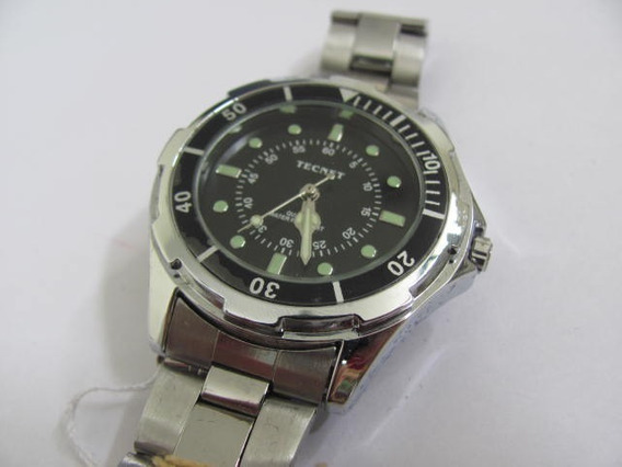 Relógio Estilo Submariner Prova D