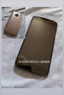 Moto E5 Play Liberado Nuevo