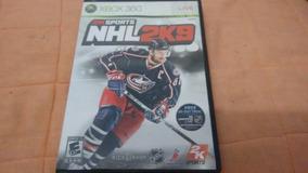 Nhl 2k9 - Xbox360 - Completo