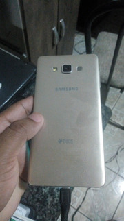 Celular Barato Samsung Galaxy A7 16gb - Bem Conservado