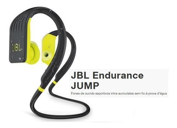 Fone De Ouvido Jbl Oficial Endurance Jump C/nf