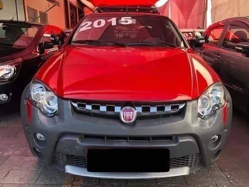 Fiat Strada 1.4 Hard Working Cab. Dupla Flex 3p 2015