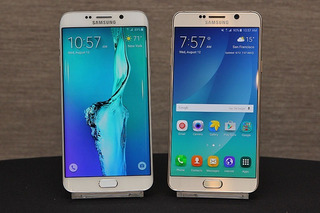 Smartphone Samsung Note 5 - Dourado - Excelente - Novo