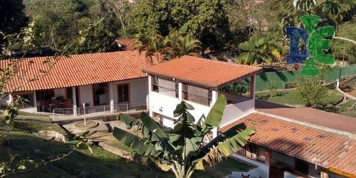 Chácara Com 5 Dormitórios À Venda, 5800 M² Por R$ 650.000,00 - Chácaras Reunidas Igarapés - Jacareí/sp - Ch0056