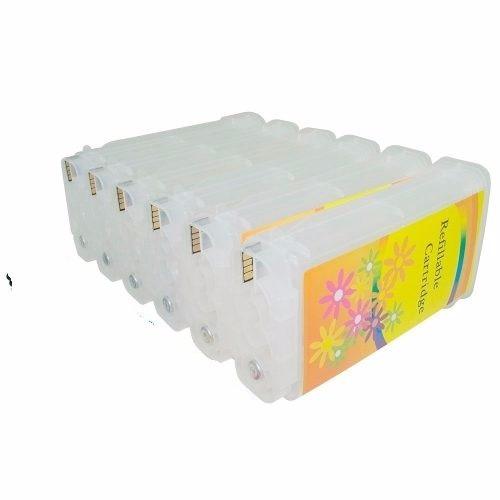 Cartuchos Hp 70 Chip Full Z5400 Designjet Recarregável