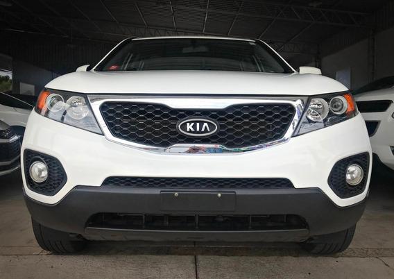Kia Sorento Ex2 2.4. Branco 2012/13