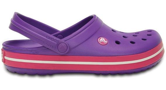 Crocs Originales Crocband Kids Niñas Nenas