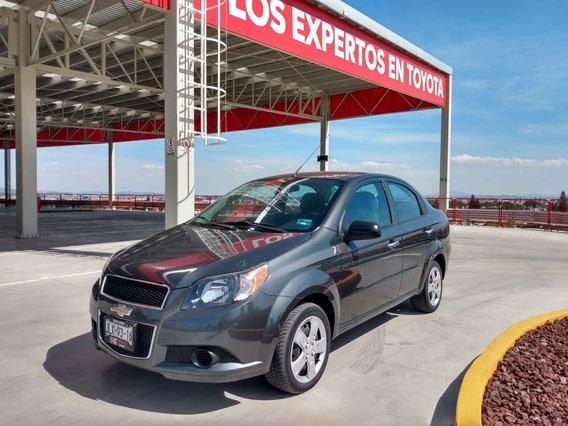 Chevrolet Aveo 2015 4p Lt L4/1.6 Man