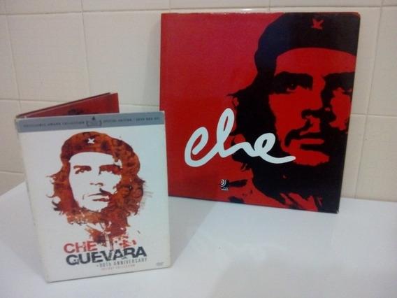 Che Guevara Biografia Em Fotografias Livro Importado Raro!