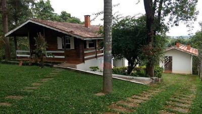 Chácara Residencial À Venda, Terra Preta, Mairiporã. - Ch0056