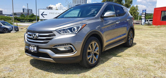 Hyundai Santa Fe Sport 2.0 2018