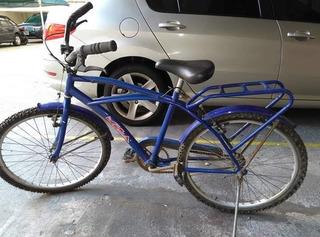 Bicicleta Rodado 24 - Azul