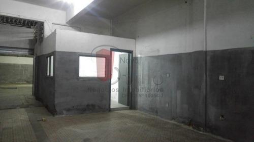 Galpao - Belenzinho - Ref: 9313 - L-9313