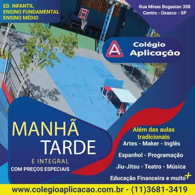 Matrículas - Colégio Aplicação