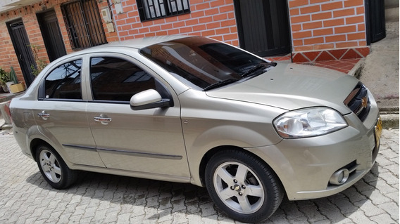 Aveo Emotion Versión Refull 2007 Excelente Full Ediction