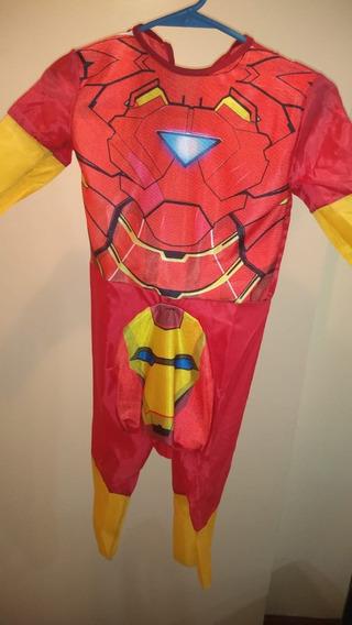 Disfraz De Nene Niño Ironman Capitan America Batman Woody