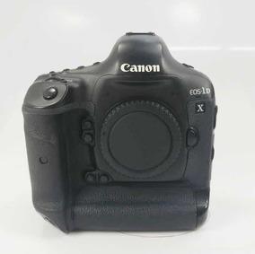 Câmera Canon 1dx Com 2 Baterias E Carregador