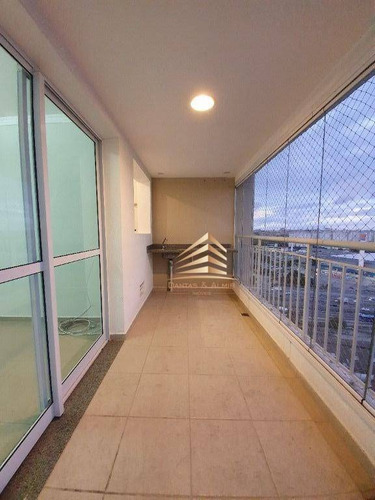 Apartamento 2 Dormitórios À Venda, 71 M² Por R$ 450.000 - Class Vila Augusta - Guarulhos/sp - Ap1192