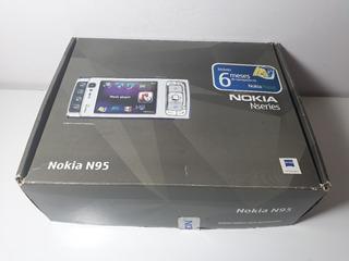 Nokia N95 Com Defeito