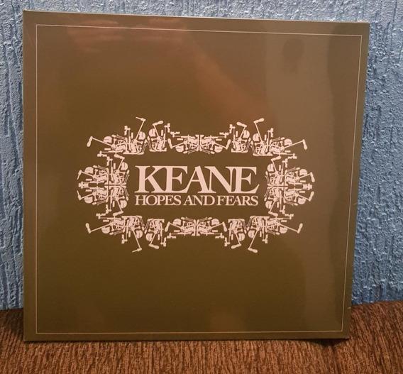 Keane - Hopes And Fears - Importado, Lacrado, Pronta Entrega