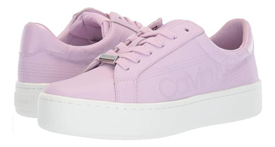 Tenis Sneakers Dama Calvin Klein! Original! Talla 26 Mex!