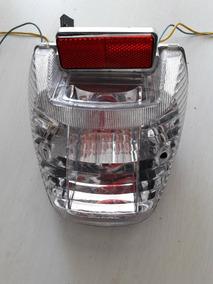 Lanterna Cristal Completa C/pisca Interno Titan