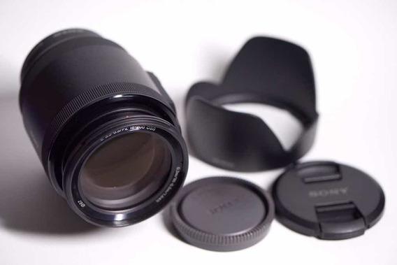 Lente Sony 18-200mm Powerzoom Pz