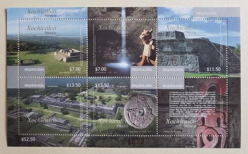 Imagen 1 de 1 de México 2015 : Ruinas De Xochicalco , Arqueología , Unesco