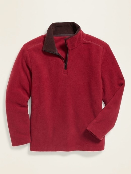Sudadera Old Navy Go-warm Micro Performance Fleece Niño