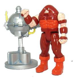 Boneco Antigo Fanático Juggernaut Marvel Toy Biz Universe