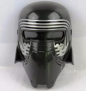Máscara Kylo Ren Star Wars Com Led Infantil