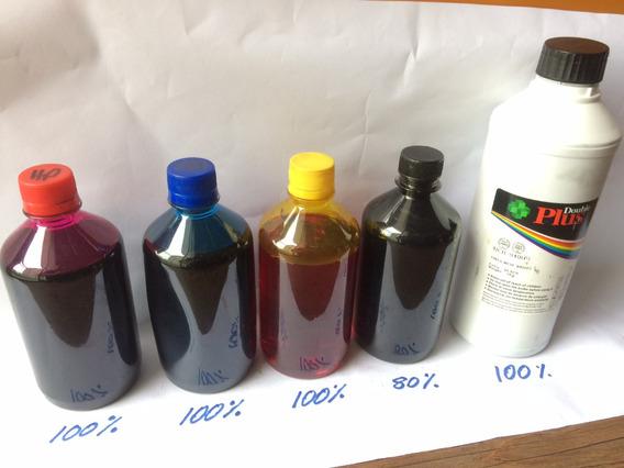 Kit De Tintas Para Impressora Hp