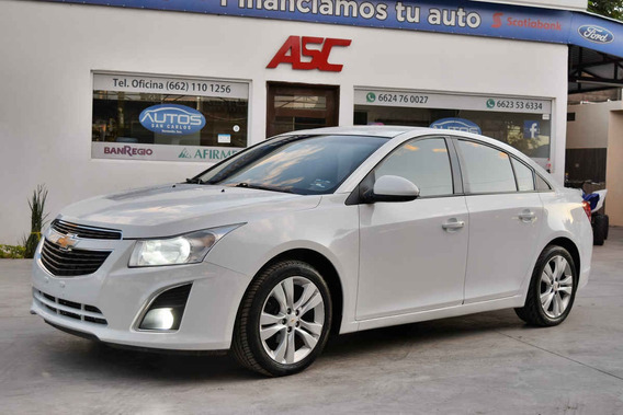 Chevrolet Cruze 2013 4p Lt Aut A/a Cd Mp3 R-17 Audio