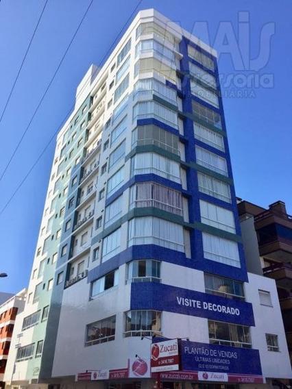 Apartamento Para Venda Em Capão Da Canoa, Centro, 2 Dormitórios, 1 Banheiro, 1 Vaga - Jva2095_2-842326