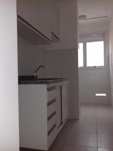 Imagem 1 de 12 de Apartamento Com 2 Dormitórios À Venda, 56 M² Por R$ 345.000,00 - Planalto - São Bernardo Do Campo/sp - Ap63194